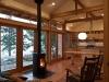 Interior Towards the Kitchen