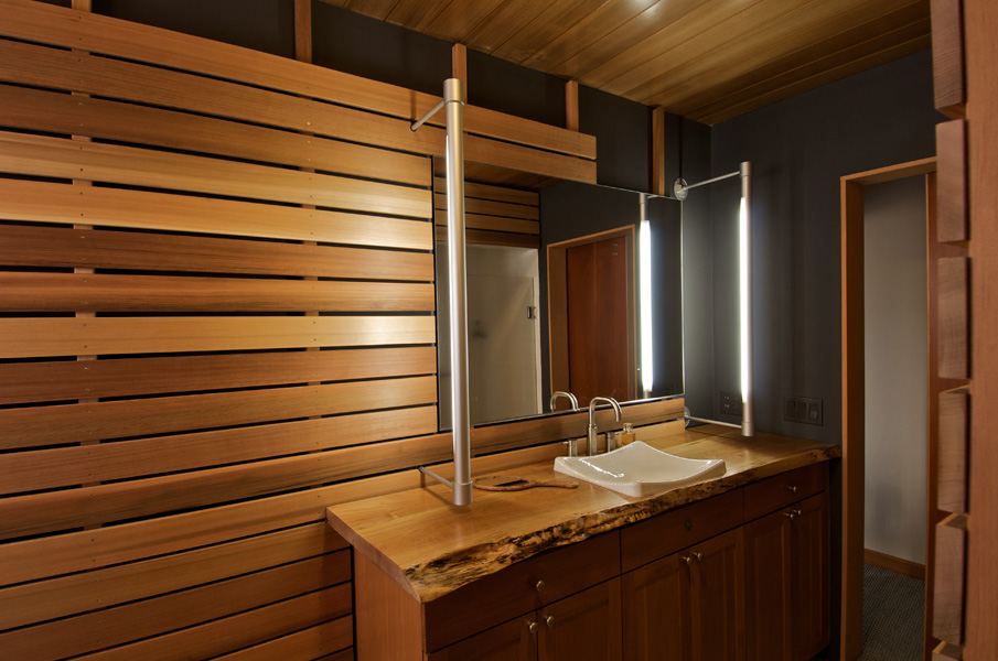 bathroom remodel projects studio edison. Black Bedroom Furniture Sets. Home Design Ideas