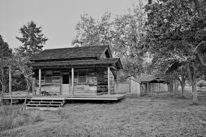 Blake Place Cabin